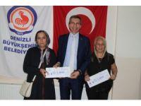 15 kadına toplamda 27 bin 660 TL mikrokredi çeki verildi