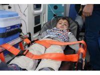 Yozgat'ta Suriyeli sığınmacı 3 çocuk şofbenden zehirlendi