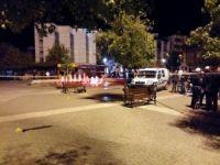 Manisa'da pompalıyla dehşet saçan zanlı tutuklandı