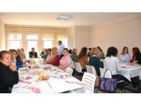 Süleymanpaşa Kent Konseyi Kadın Meclisi dayanışma toplantısı düzenledi