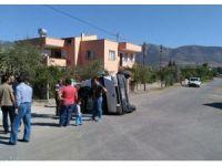 Öğrenci servisi ile cezaevi minibüsü kaza yaptı: 5 yaralı