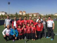 Eskişehir Görme Engelliler Spor Kulübü'nün büyük başarısı