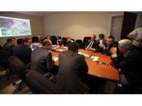 Başkan Karaosmanoğlu, bilgilendirme toplantısına katıldı