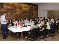 Türk Telekom Vakfına meme kanseri semineri