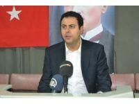 """ÇMO Genel Başkanı Bozoğlu: """"2 termik santral için 43 bin 156 ağaç kesilecek"""""""