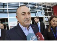 Bakan Çavuşoğlu'ndan PKK'lı teröristlerin Kerkük'e girmesi ile ilgili açıklama: