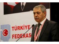 Eyüp Gözgeç, Boks Federasyonu Başkanlığı'na yeniden seçildi