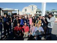 Numan Kurtulmuş'tan gazetecilere sürpriz