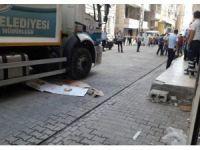 Belediye aracının ezdiği Suriyeli çocuk hayatını kaybetti