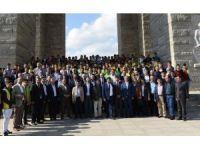 Şanlıurfalı öğrenciler Çanakkale'de tarihe yolculuk yaptı