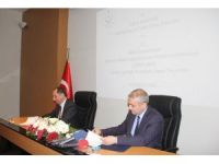 Hitit Üniversitesi ve TİTCK arasında protokol
