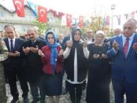 Kosova halkı Türkiye demokrasisi için yürüdü