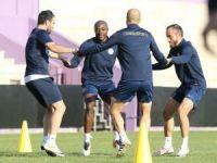 Osmanlıspor'da Kasımpaşa maçı hazırlıkları tamamlandı