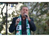 """Erdoğan: """"Zihnini, gönlünü Pensilvanya'daki şarlatana tapulamış olanların bu milletle irtibatı kalmamıştır"""""""