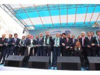 Bursa'da toplu açılış coşkusu