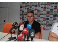 """Hamzaoğlu: """"Maçtan önce ne düşündüysek yaptık"""""""