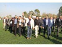 Şehit Halisdemir'in adı spor tesisinde yaşayacak