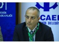 Kocaelispor'a mutlu haber