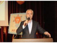 AK Parti Uşak İl Danışma Meclisi Toplantısı yapıldı