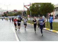 Fun Run Series 5. etabı Küçükçekmede'de koşuldu