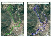 Büyükşehir belediyesi bazı ulaşım hatlarında yeni düzenleme yaptı