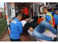 Manisa BBSK Sportif Direktörü Ataman hastaneye kaldırıldı