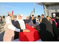 Şehit polisler, memleketlerine uğurlandı