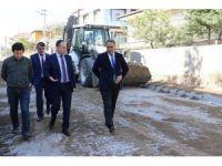 Başkan Saygılı Belediye Çalışmalarını İnceledi