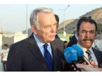 Fransa Dışişleri Bakanı Jean-Marc Ayrault:
