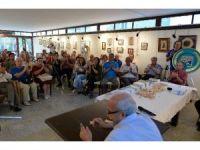 Uysal, Nuri Erkal'ın imza gününe katıldı