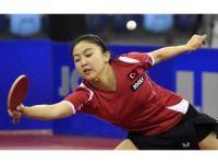 Melek Hu, masa tenisinde Avrupa Şampiyonu