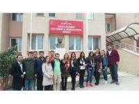 CHP Bilecik Gençlik Kolları üyelerinden huzurevine ziyaret