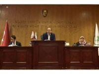 Mamak Belediyesi 2017 yılı bütçesi onaylandı