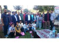 Diyarbakırlı Türkiye 1'incileri yemekte bir araya geldi