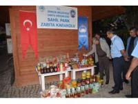 Birecik'te sağlıksız gıdalar imha edildi