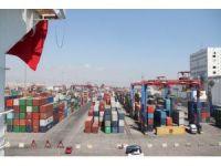 Mersin Serbest Bölgesi'nde ticaret hacmi 8 ayda yüzde 19 azaldı