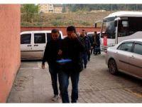 Karabük'te 8 kamu görevlisi FETÖ'den adliyeye sevk edildi
