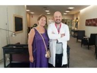 İkinci kez nükseden tümörü umudu iyileştirdi