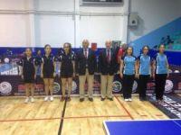 Erzurum Masa Tenisinde 3. Ligde