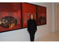 Nurcan Perdahçı'nın sergisi sanatseverleri bekliyor