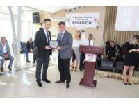 Başkan Yücel, yılın en başarılı Belediye Başkanı seçildi