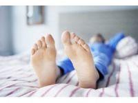 Kadınlarda huzursuz bacak sendromu