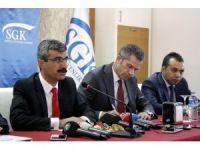 SGK Başkanı Mehmet Selim Bağlı: