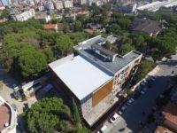 Alaşehir Gençlik Merkezi hızla yükseliyor