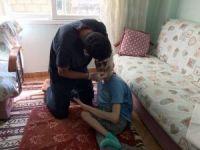 Büyükşehir Belediyesi'nden engellilere evde ağız ve diş sağlığı hizmeti