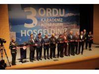 Ordu'da Karadeniz Kitap Fuarı açıldı