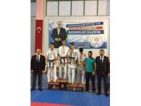 Karatede ikincilik kürsüsü Yıldırım Belediyespor'un