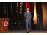 Asımın Nesli Gençlik Kulübü Tosya'da öğrencilere konferans düzenledi