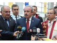 """Mustafa Şentop: """"Erken seçim gündemde değil"""""""