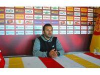 Okan Buruk'tan Eskişehirspor değerlendirmesi